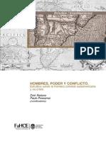 Hombres, Poder y Conflicto. Fronteras