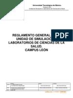 Reglamento Laboratorios UNITEC