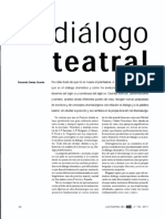 El Diálogo Teatral