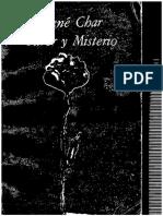 Rene Char - Furor y misterio.pdf