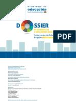 Dossier Indicadores Educacion Minedu 2014