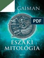 Neil Gaiman - Északi Mitologia