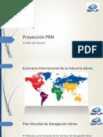 Proyección PBN DPA 4