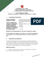Pic Practica II Centro de Atencion Infantil de 0 a 3 Años