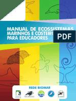 Manual Ecossistemas Marinhose Costeiros - Jubarte.pdf