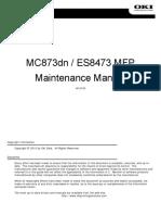 Mc873dn Es8473 Mfp
