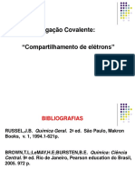 Apresentação Da Ligação Covalente 2015-2-Parte 1