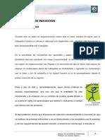 Lectura 20 - El Proceso de Inducción