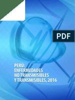 INEI Informe ENT 2016