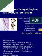 Fisiopatologia Doencas Reumaticas 1