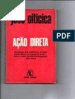 Oticica_ação Direta Jose Oiticica RJ
