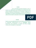 portafolio metodologia