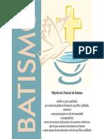 Objetivo Pastoral Do Batismo