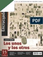 Encrucijadas - UBA (Derecho Identidad - Huellas Del Genocidio)-Split-merge