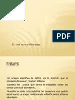 Material de Apoyo- Ensayo