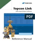 Topcon Link v8-Secured