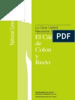 El cancer de colon..pdf