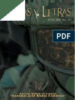 Revista armas y letras N°31
