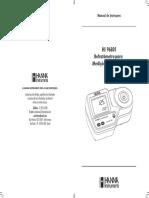 Manual Hi 96801