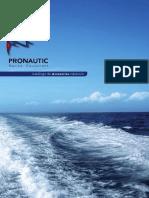 Pronautic - Catálogo Accesorios 2017_es