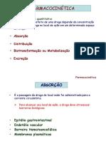 Farmacocinética 2017