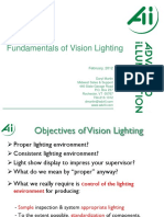 Fundamental Lighting 2012