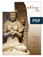 Chanting Book