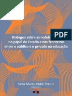 Dialogos Sobre as Redefinicoes - Peroni