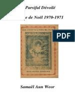 1970 Le Parsifal Devoile