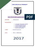 Monografia Bacterias Hongos Virus Parasitos Azucena