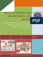Protección Sello Arcángel Miguel