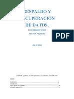Respaldo y Recuperacion de Datos