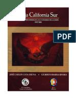 Baja California Sur 1917 2001
