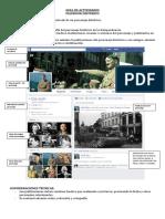 Guía de Actividades Facebook Histórico
