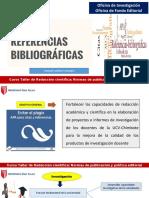 Sesión 1_ Introduccion- Las Citas y Las Refrencias Bibliograficas