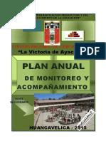 Plan de Monitoreo 2015 Legal.