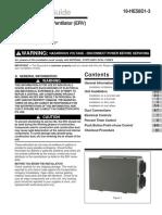 AERV Install Guide