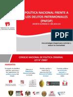 Preentación - Politica Patrimonial