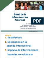 Salud de la infancia en las Americas-Dra. Quiroz.pdf