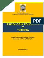 Psicologia Educativa y Tutoria 2017