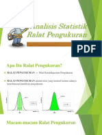 Analisis Statistik