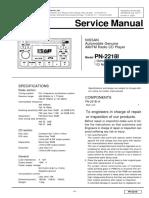 Clarion PN-2218I E5606-00