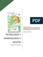Trabajo-Petrologia y Mineralogia (complejo litoral viña-valpo)