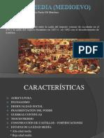 Edad Media. Presentación realizada por Héctor Elias Arango y Angie Paola Gil