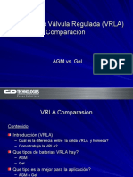 10 Gel vs AGM Espanol 45 Min