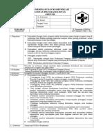 4.1.1.6 Sop Koordinasi Dan Komunikasi Lintas Program Lintas Sektor