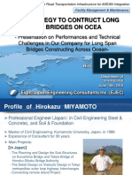 MIYAMOTO Long Span Bridge