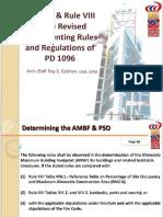 Determining the Ambf Pso