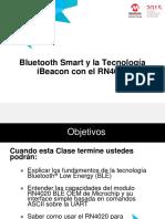 Bluetooth LE ESP