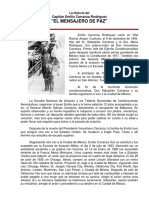 La Historia Del Cap Emilio Carranza 2016